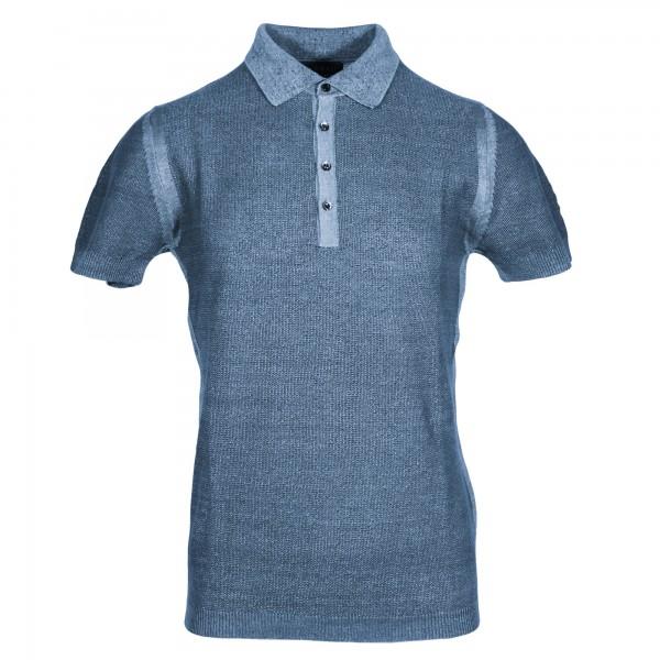 Seldom Strick-Poloshirt