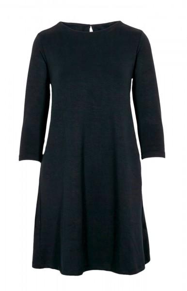 Sold Out Sweat Kleid Schwarz