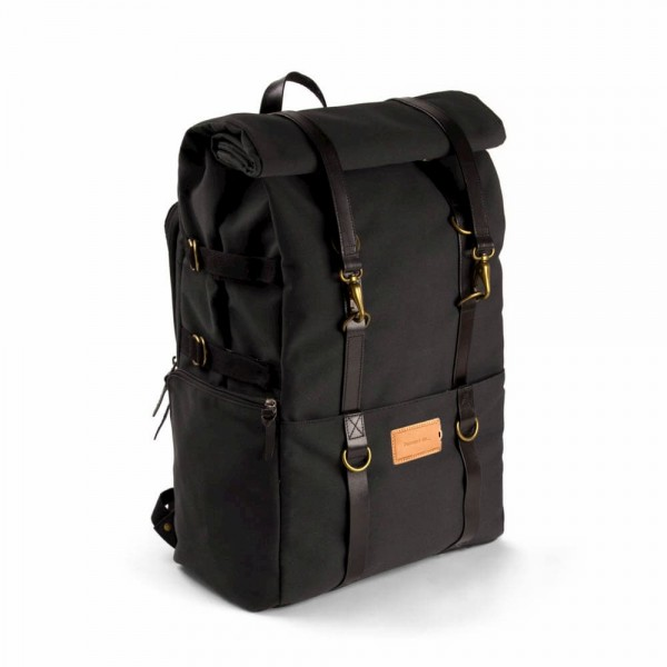 Property of ... Rucksack Karl 48H Black