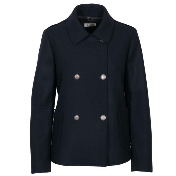Kiltie Wool Short Coat