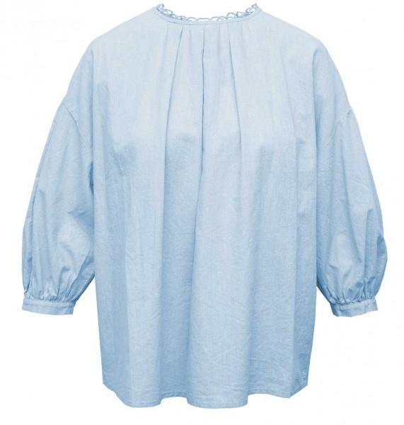 Ottod'Ame blouse blue