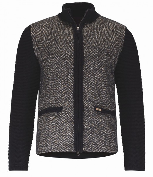 Luis Trenker Strickjacke Willer