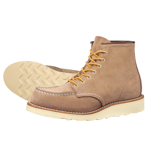 Red Wing Moc Toe 3376