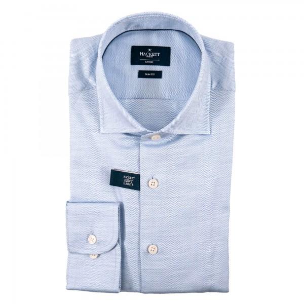 Hackett shirt herringbone
