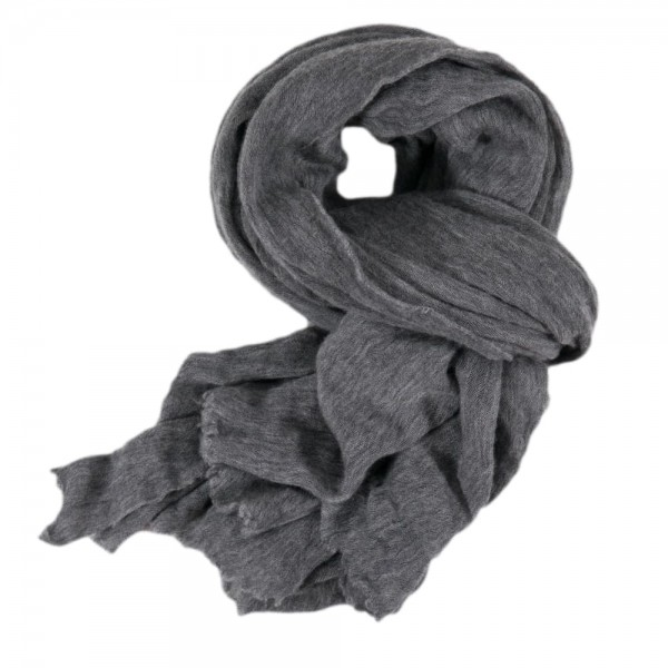 Phil Petter cashmere scarf grey