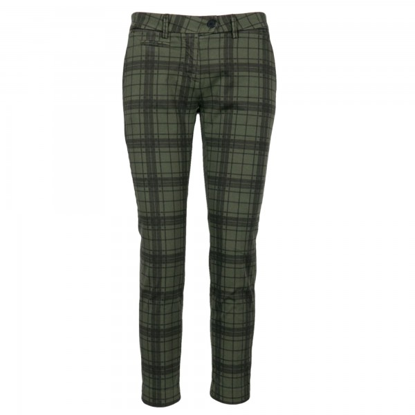 Mason's Trouser New York Checked