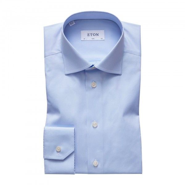 Eton Popelin Shirt