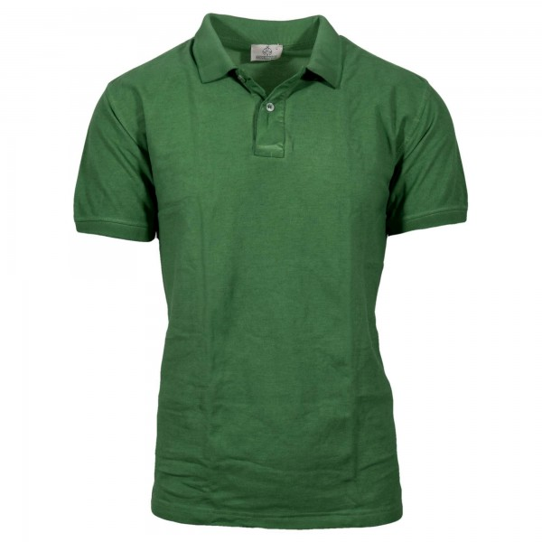Madiva EcoFuture Polo Shirt Green