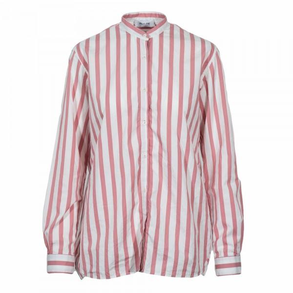 Aglini cotton blouse Linda natur