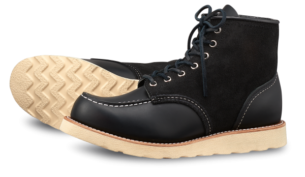 Red Wing Moc Toe 8818 Upper Tier Limited Edition