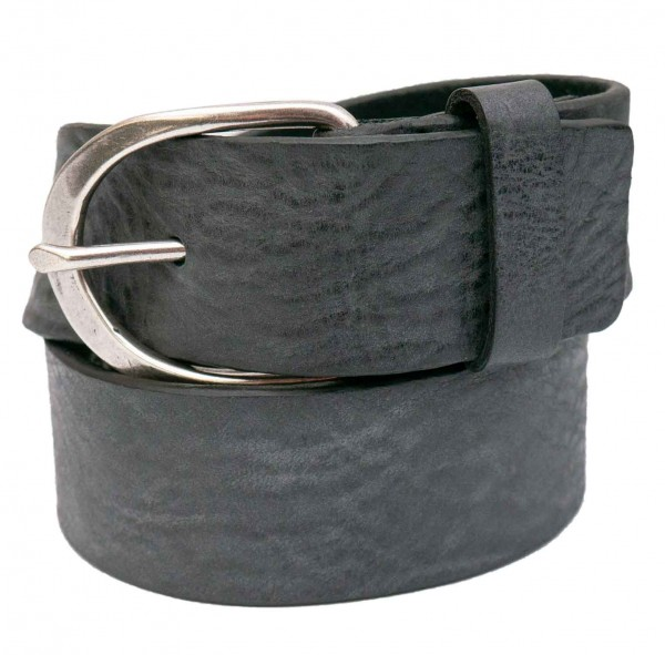 THEMATA leather belt