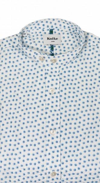 Koike Hemd mit Stehkragen
