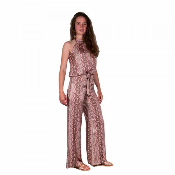 Joyce & Girls Silk Jumpsuit Carolina