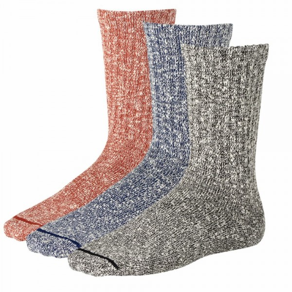 Red Wing Socks Multi Pack Cotton Ragg