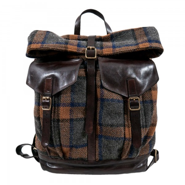 Campomaggi roll-top backpack