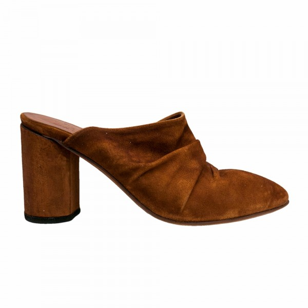 Shoto Pumps Veloursleder