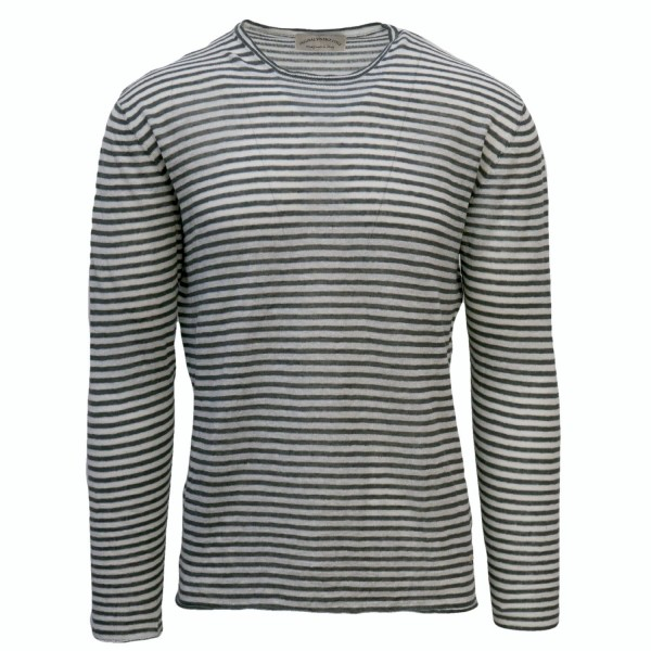 Original Vintage Style Leinenshirt Balman