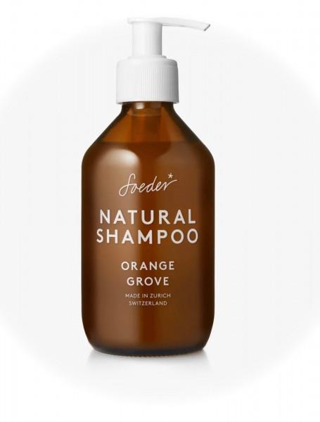 Soeder* Natural Shampoo Orange Grove