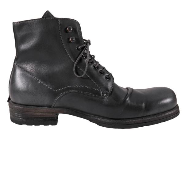 Shoto Boot Deerskin Anthracite