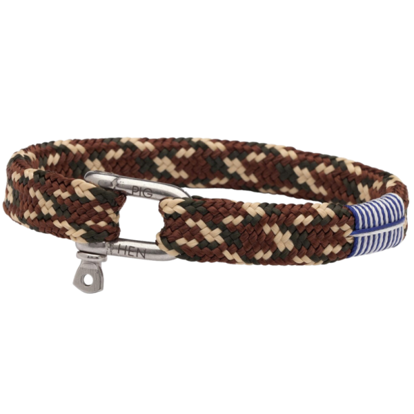 Pig & Hen Sharp Simon Army-Brown-Sand Camo