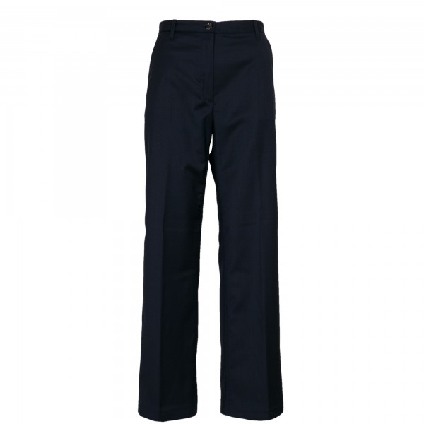 nine:inthe:morning Wool Trousers Deep Navy