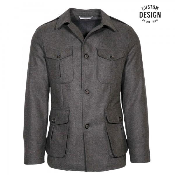 Borelio Slack Jacket Vector