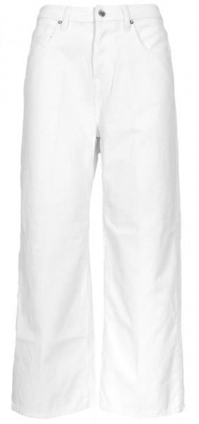 true nyc corduroy pants Zaira white