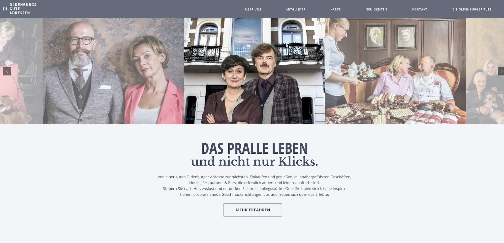 zur Webseite von Oldenburgs guten Adressen
