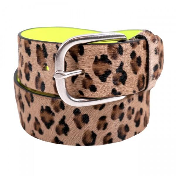 Signore Rossi Belt Leopard