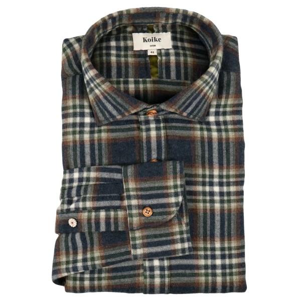 Koike Flannel Shirt