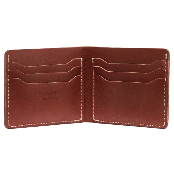 Red Wing Classic Bifold Brown