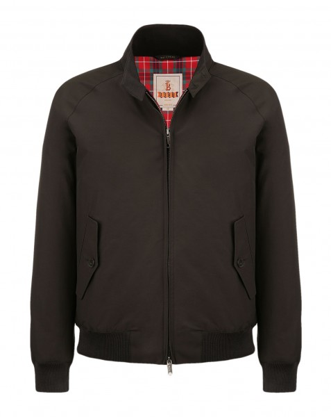 Baracuta G9 Blouson Faded Black