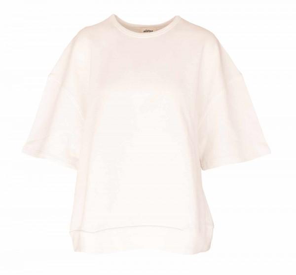 Ottod`Ame Sweatshirt Short Sleeve White