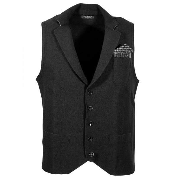Phil Petter Knitted Waistcoat