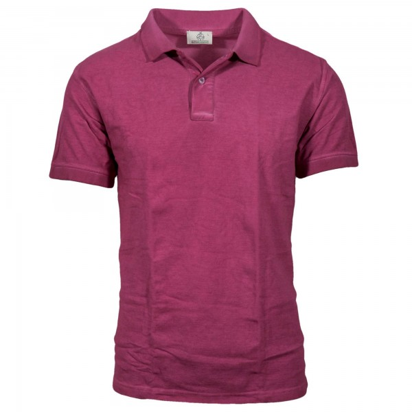 Madiva EcoFuture Polo Shirt Fuchsia