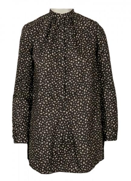 Aglini Cotton blouse Barbara