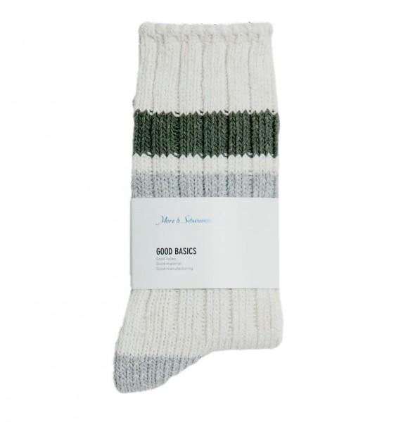 Merz b. Schwanen receycled socks