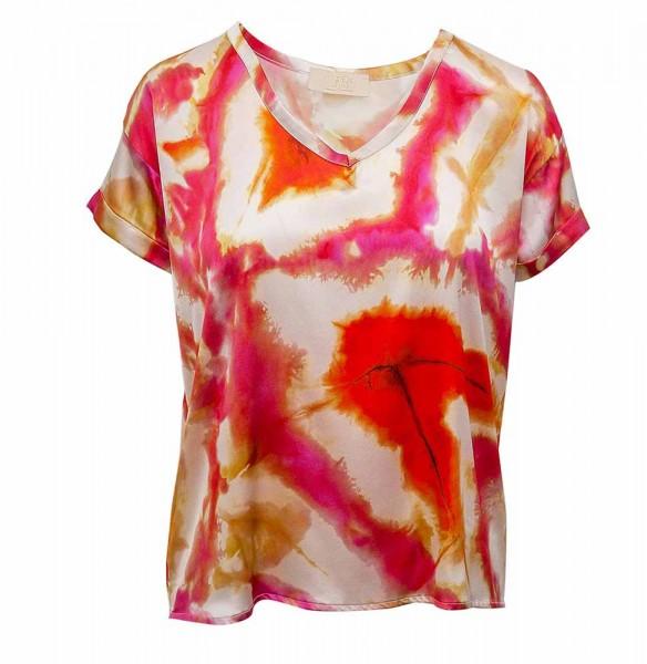 Mi Piace Silk Shirt Batik