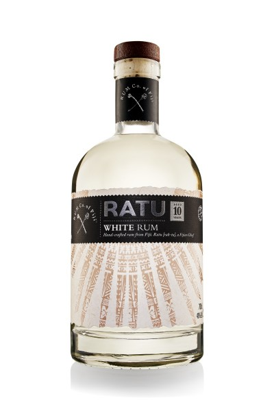 Ratu White Rum Liquor 10 Years