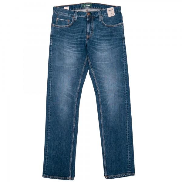 Konzept Slim Cut Blaumann Jeans