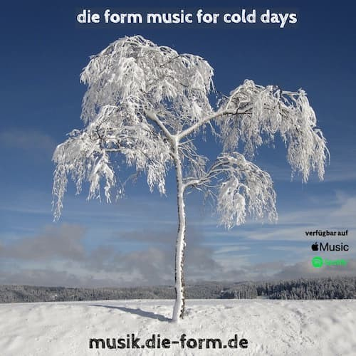 die form music for cold days