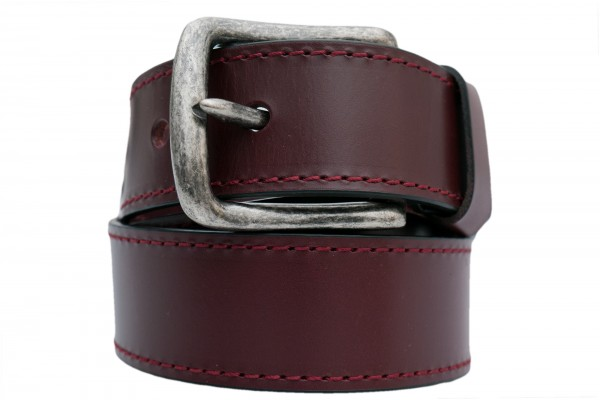 Themata Belt Cowhide Leather