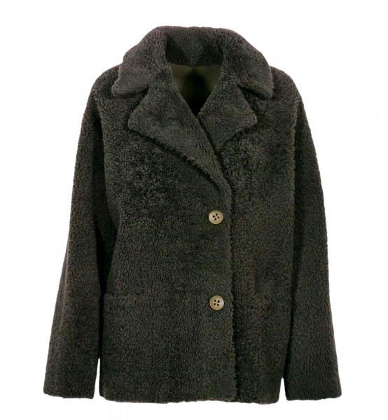 Steven K short coat corina