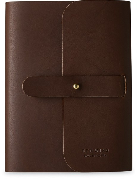 Red Wing Leather Journal