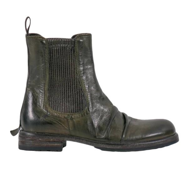 Shoto Woman Ankle Boot Kangaroo Leather