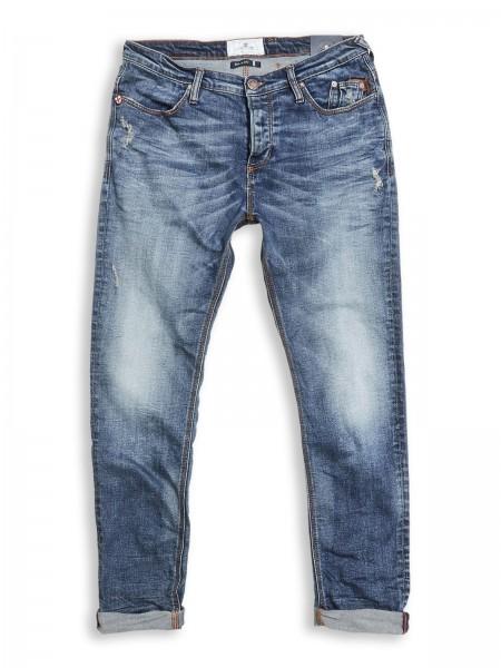 Blue de Gênes Repi N15 Distressed Jeans