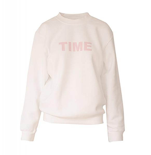 Liviana Conti Sweatshirt Time
