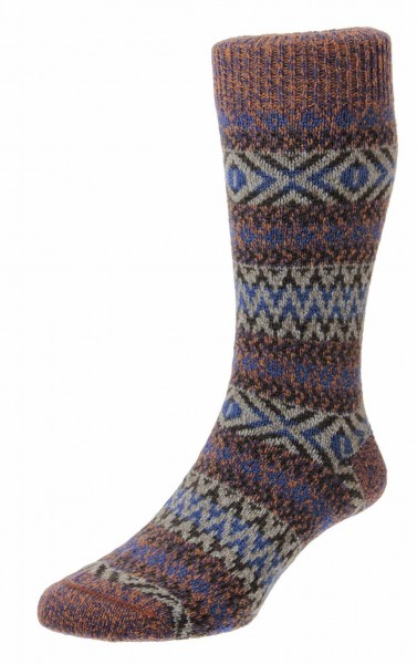 Scott Nichol Tweed Socks Farnborough