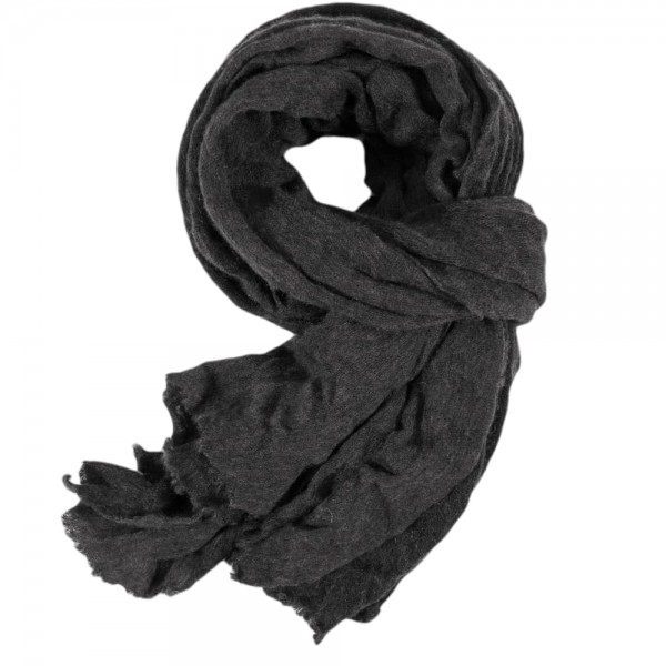 Phil Petter cashmere scarf anthracite