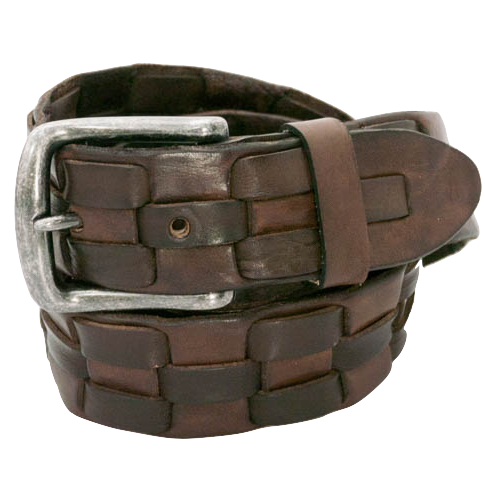 Themata Men's Braided Belt